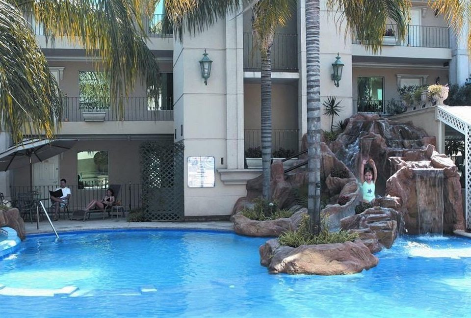 water Pool swimming pool home backyard swimming Resort blue water feature