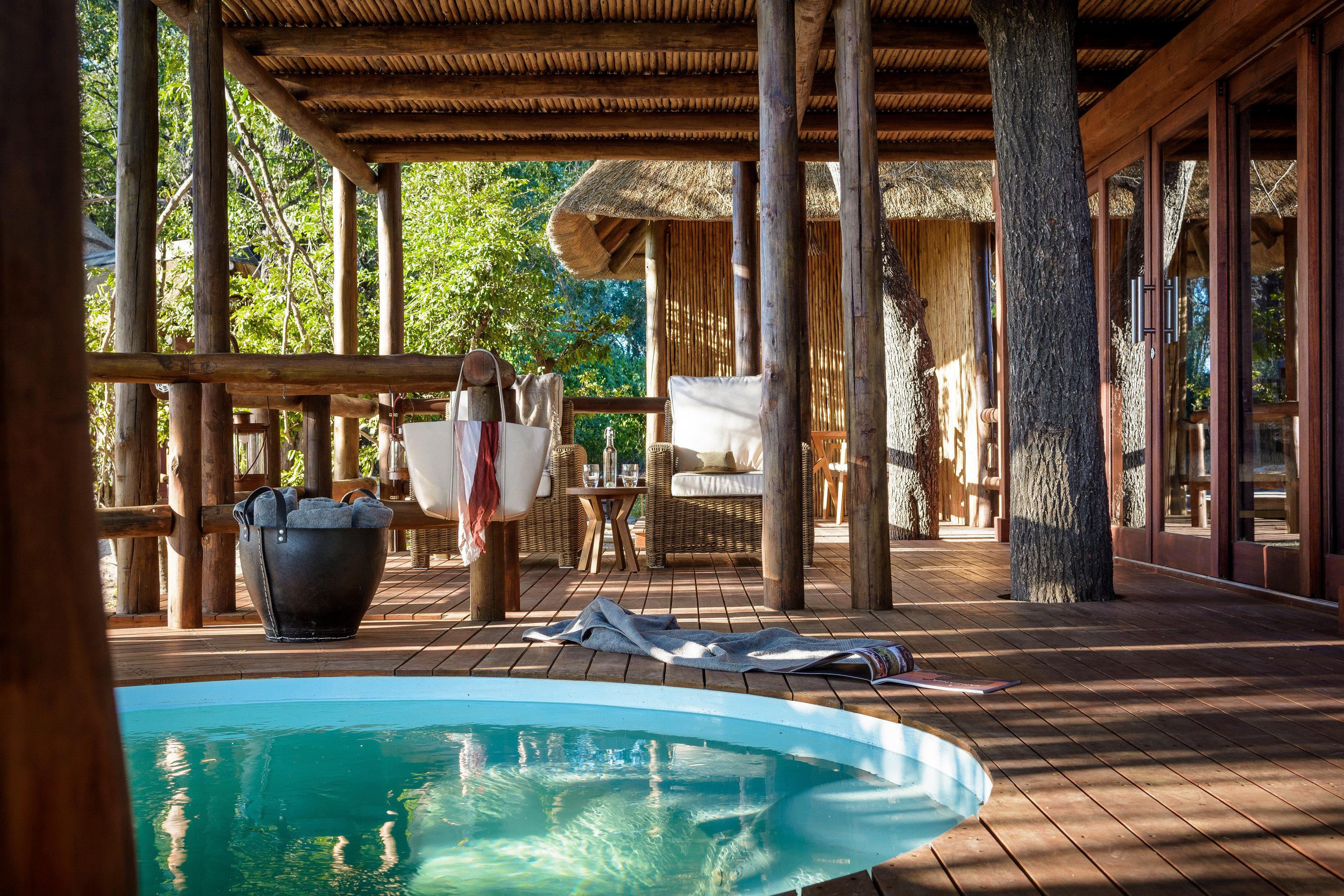 swimming pool building house Resort home mansion backyard Pool