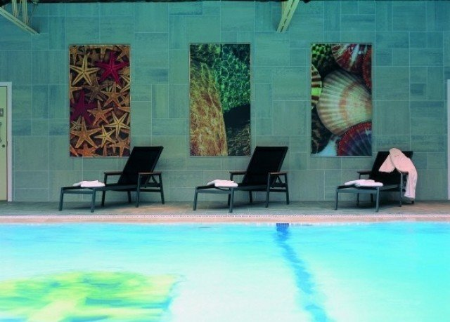 swimming pool sport venue physical fitness Pool mural flooring blue Resort