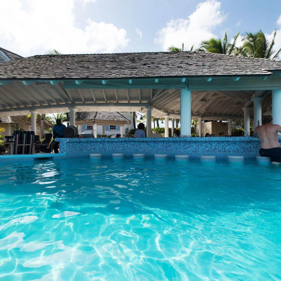 water sky Pool swimming swimming pool leisure blue property Resort resort town