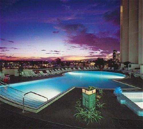 Pool Resort swimming pool blue