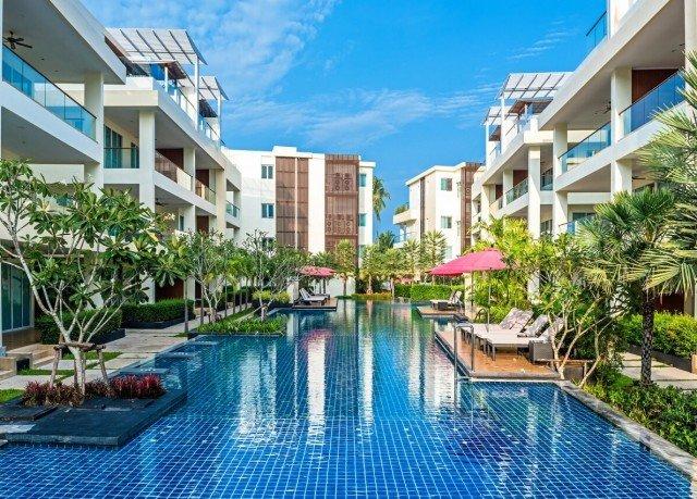 building Resort water condominium swimming pool property Pool leisure house marina resort town dock swimming