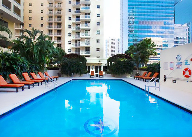 condominium swimming pool leisure property building Resort Pool