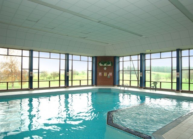 swimming pool property leisure building Resort leisure centre Pool condominium empty