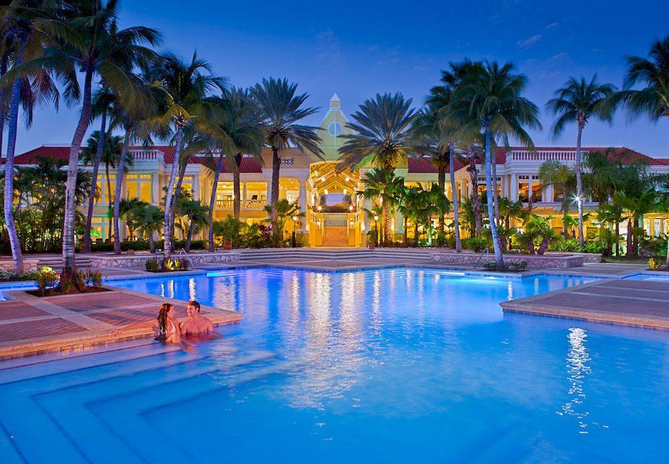 tree sky Resort swimming pool leisure palm Pool resort town swimming