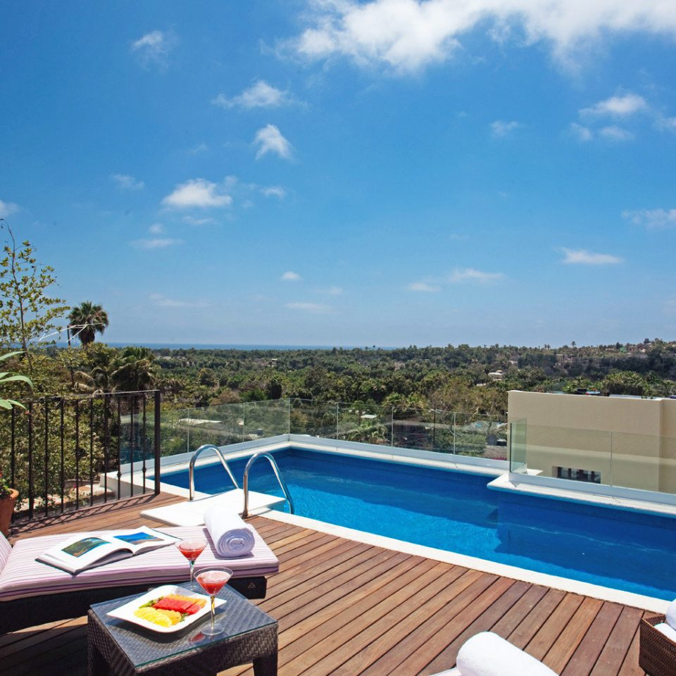 Pool Rooftop Scenic views Trip Ideas sky swimming pool property leisure Resort vehicle Villa
