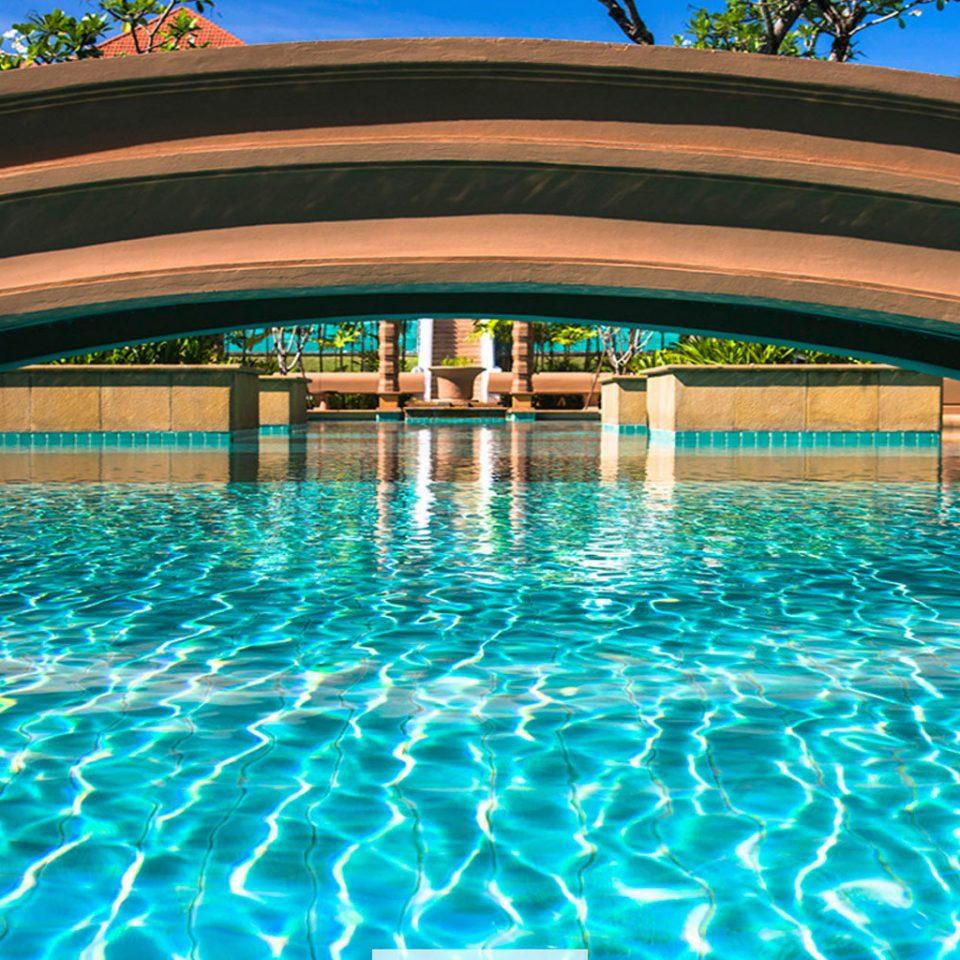 water Pool swimming pool swimming leisure reflecting pool Resort overlooking Sea
