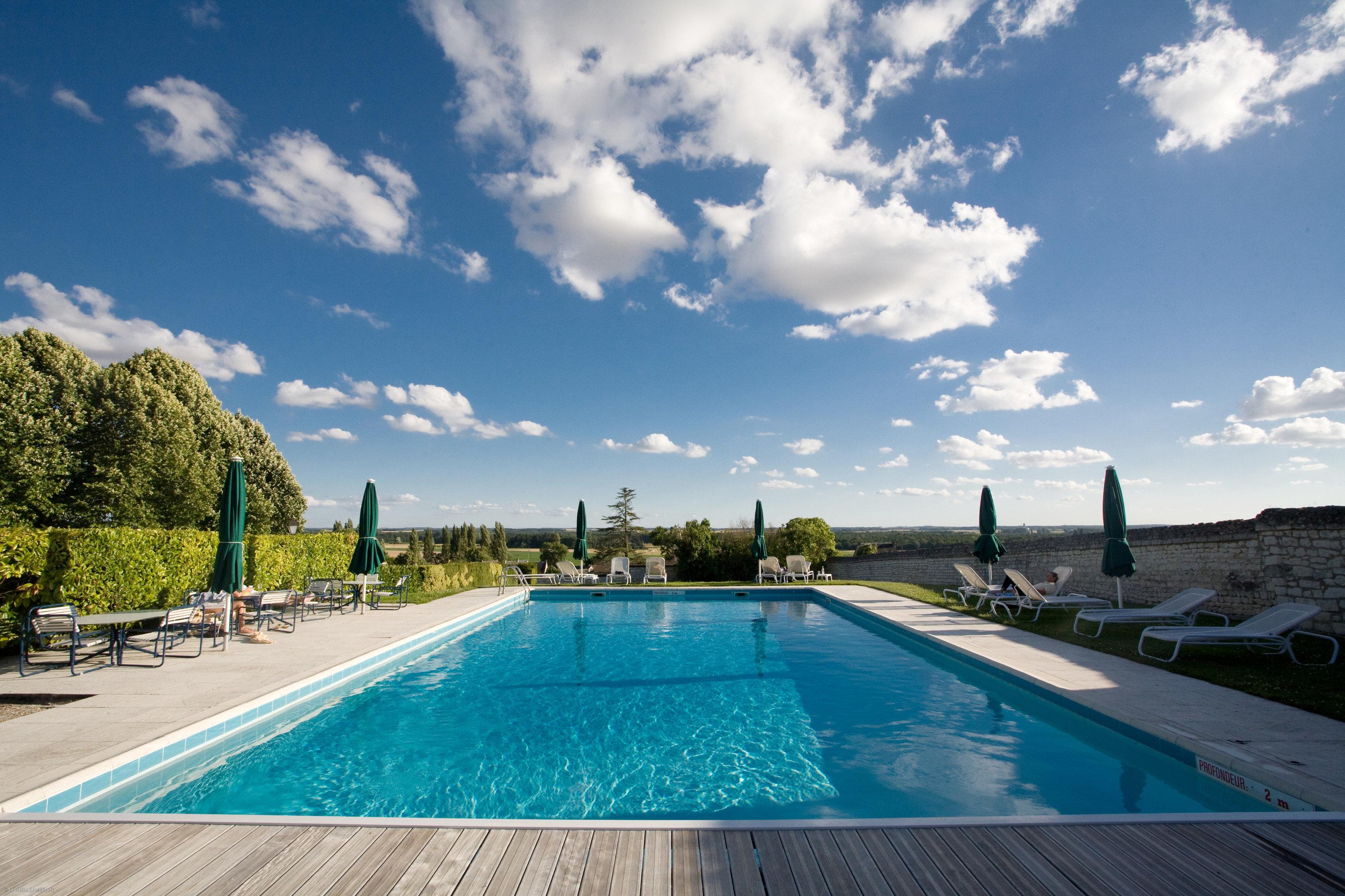 sky swimming pool leisure property Sea Sport Pool Resort Villa day
