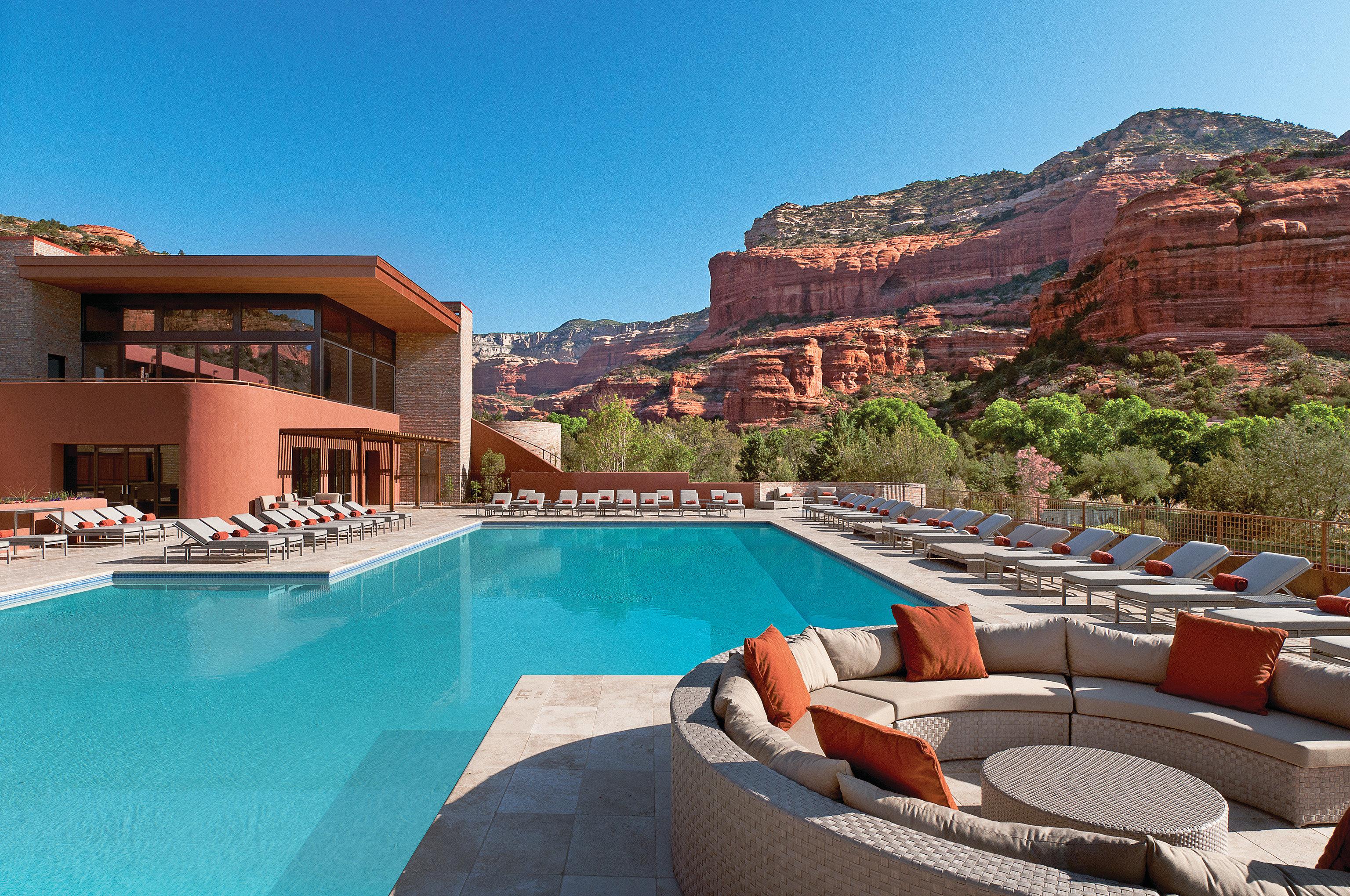 sky swimming pool leisure property chair Resort Villa Pool Sea