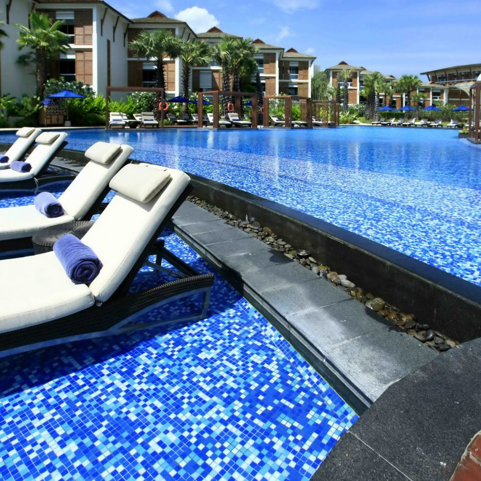 Pool Resort Tropical swimming pool leisure property reflecting pool backyard condominium Villa