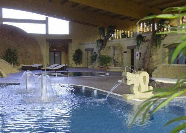 water swimming pool property mammal Pool Resort Villa aquatic mammal backyard swimming dolphin