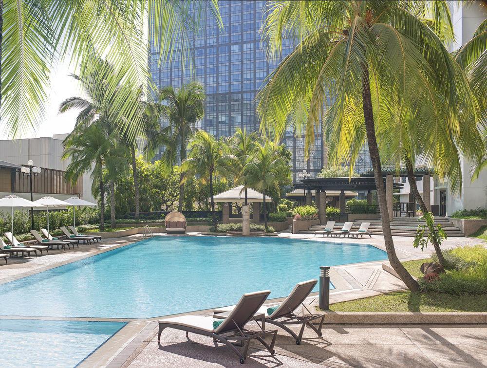 ground tree swimming pool leisure property condominium Resort arecales Pool backyard Villa empty plant lined day