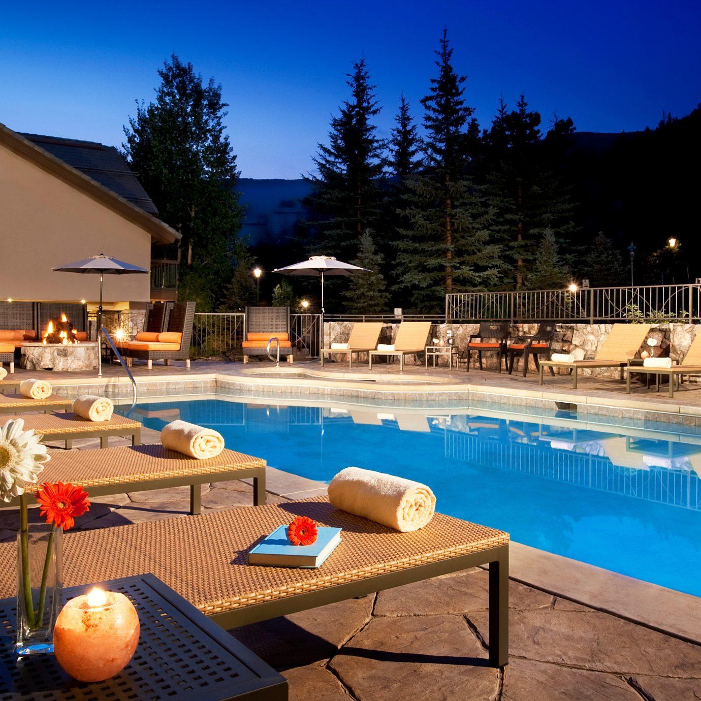 sky swimming pool leisure property Resort Pool home backyard Villa