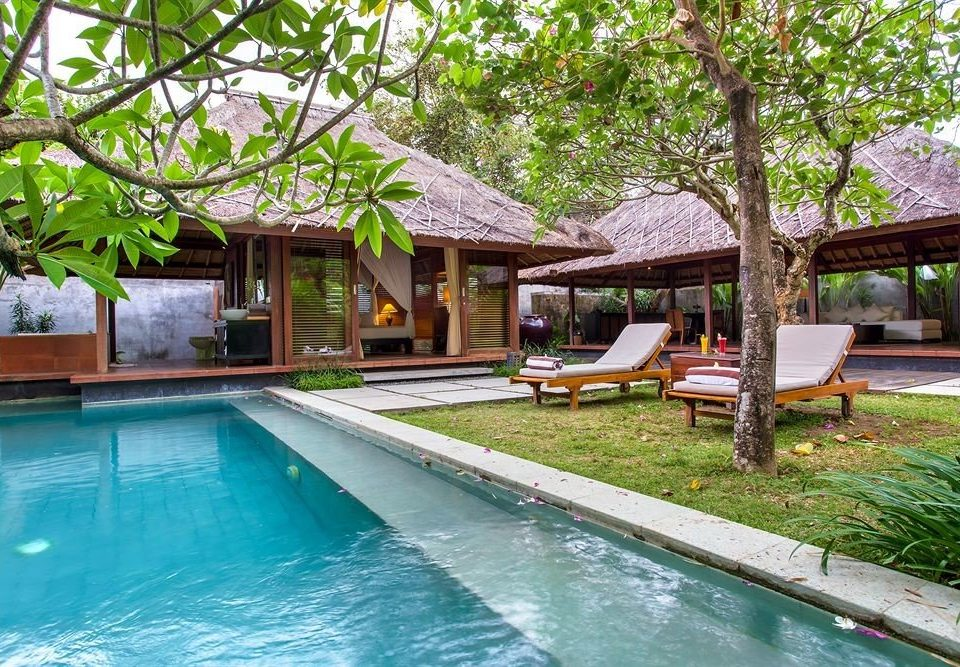 tree swimming pool property Pool Resort Villa house home backyard eco hotel cottage hacienda pond swimming