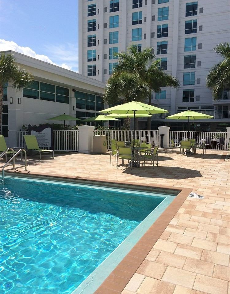 ground condominium swimming pool property leisure Resort Villa Pool backyard