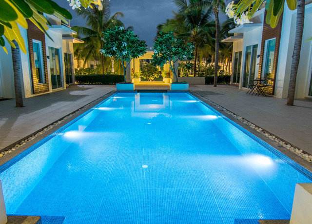 swimming pool leisure Pool property Resort leisure centre reflecting pool Villa condominium backyard blue