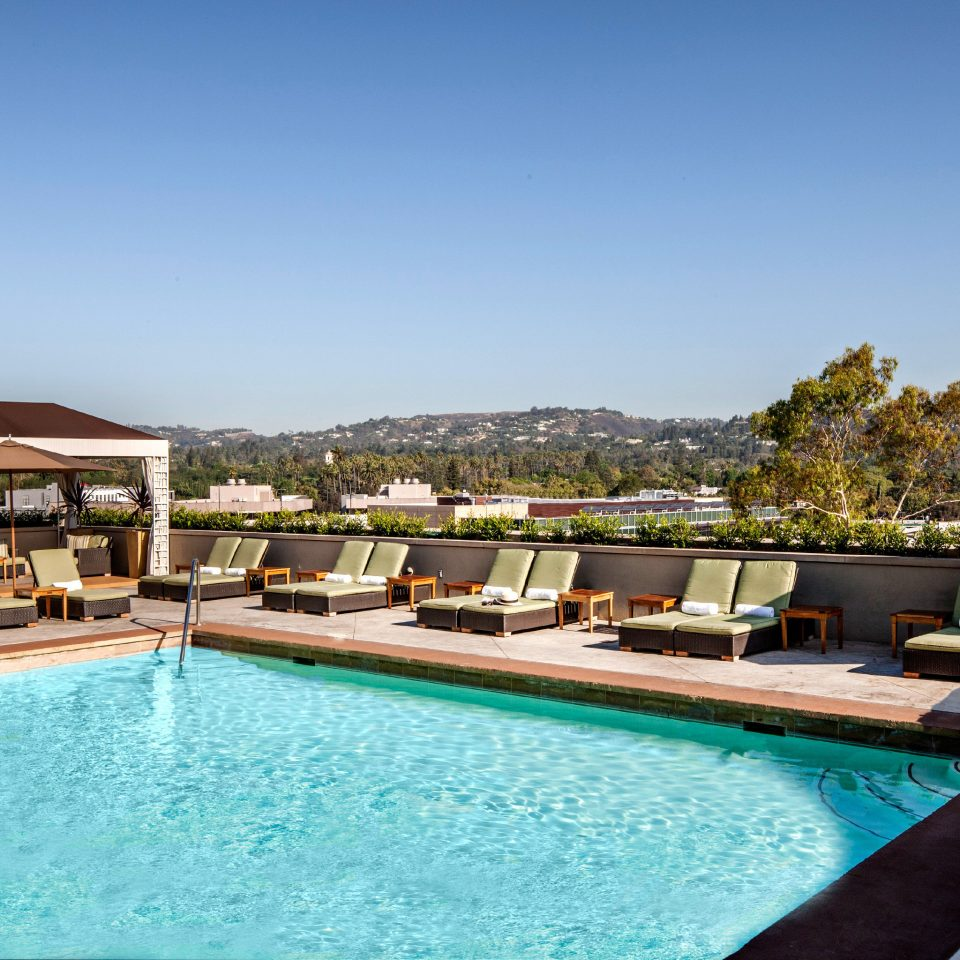 sky swimming pool property leisure Resort Pool Villa home backyard condominium swimming