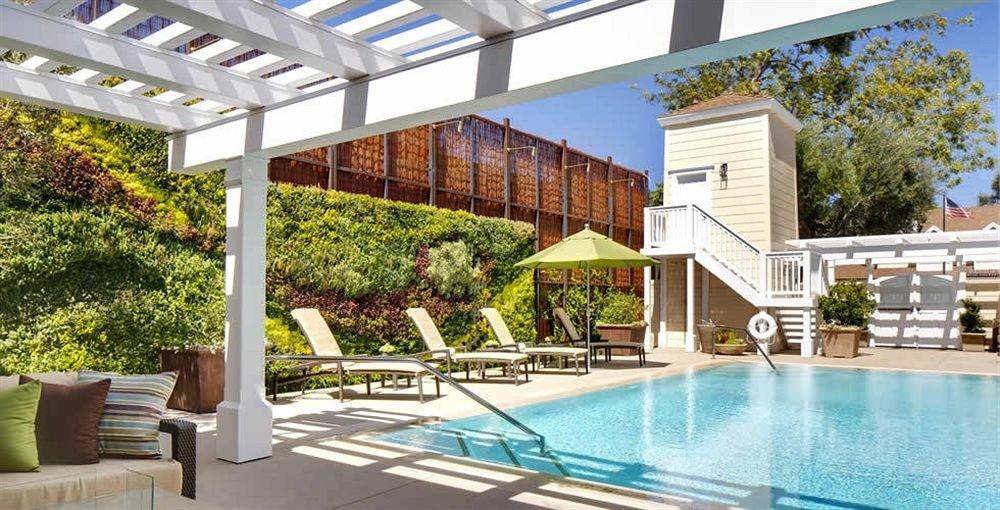 Pool building property swimming pool condominium leisure Villa home pergola backyard outdoor structure Resort