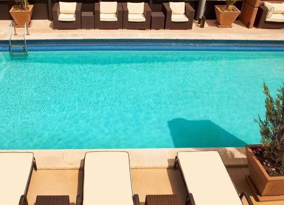 water swimming pool property leisure Pool Villa Resort blue swimming colored