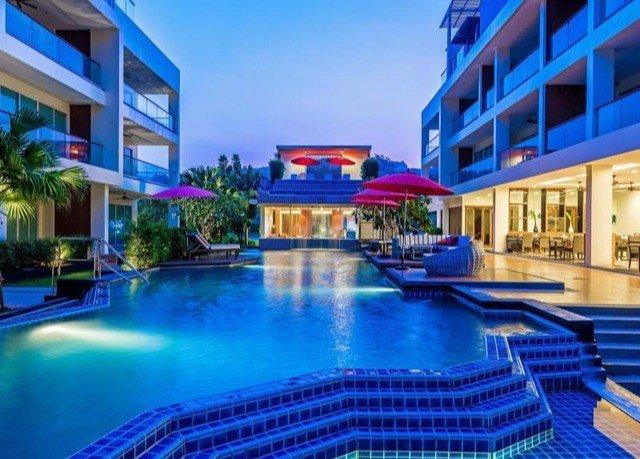 building swimming pool Resort property condominium leisure blue leisure centre Pool resort town Villa mansion colorful