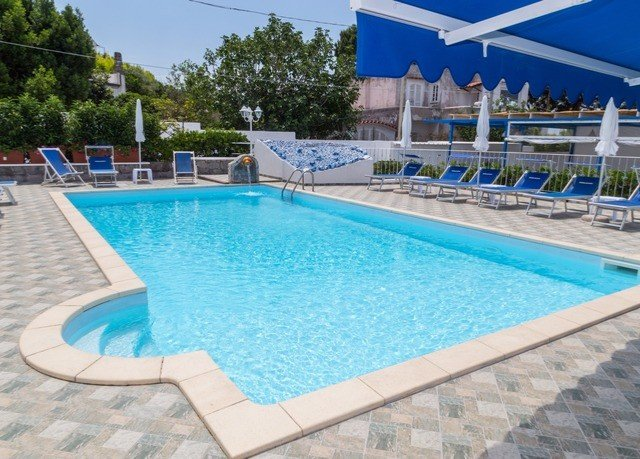 Pool sky tree water ground blue swimming pool swimming property leisure leisure centre Resort Villa