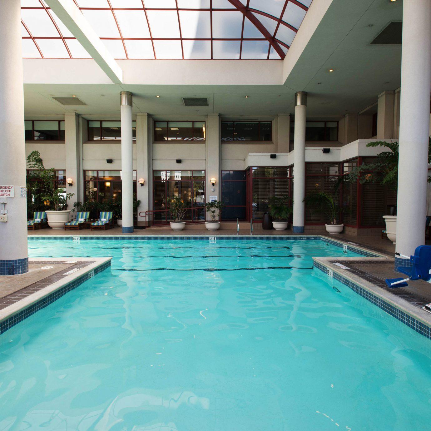 swimming pool building leisure Pool property Resort leisure centre condominium water sport Villa blue swimming