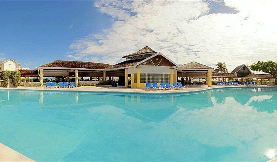 water swimming pool property Pool Resort leisure blue Villa resort town swimming