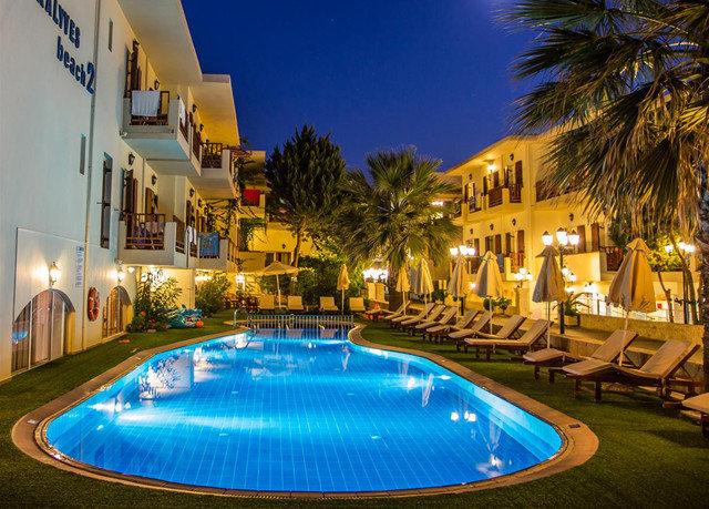 sky Resort Pool swimming pool leisure property Villa resort town blue mansion