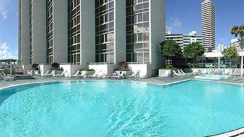 Pool Resort building water condominium swimming pool property leisure swimming reflecting pool resort town blue Villa