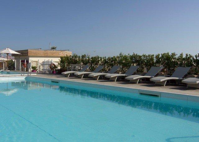 sky water swimming pool Pool property leisure Resort leisure centre swimming resort town Villa blue