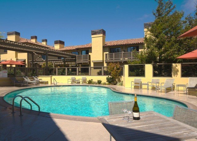 water Pool swimming pool property Resort condominium leisure Villa mansion reflecting pool blue swimming empty