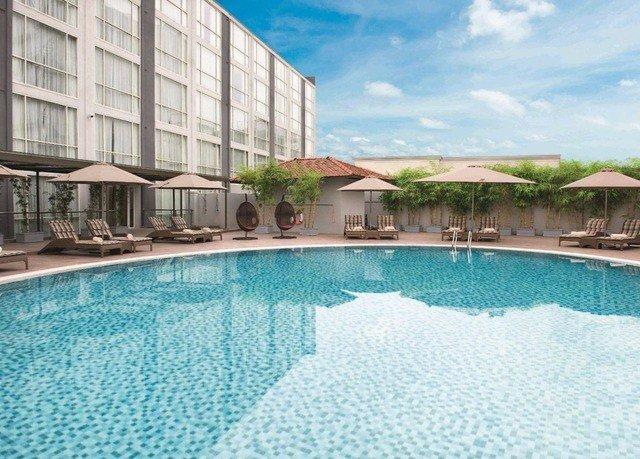 building water Pool swimming pool property condominium Resort house swimming Villa resort town mansion