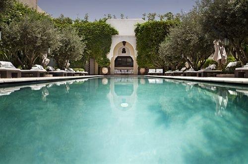 tree swimming pool property building Resort reflecting pool resort town Pool Villa mansion thermae