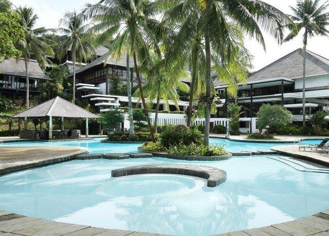 tree Resort swimming pool property condominium building resort town Pool Villa