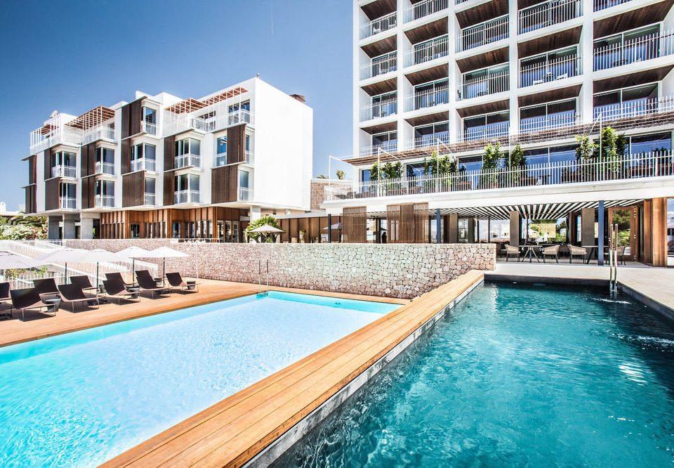 building water Pool ground condominium Resort swimming pool property leisure swimming resort town Villa