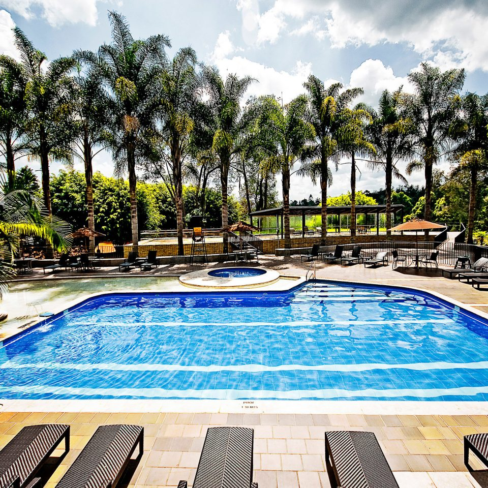 tree sky leisure swimming pool property Pool Resort condominium resort town Villa lined swimming day