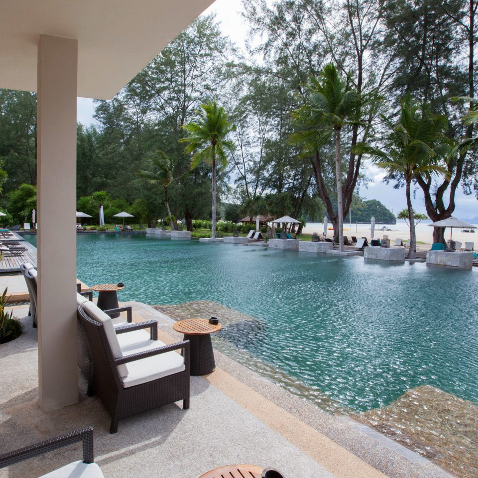 tree water swimming pool property leisure Resort condominium Villa Pool