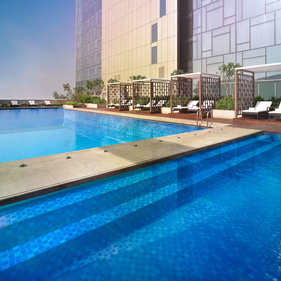 Pool sky swimming pool property leisure condominium leisure centre reflecting pool Resort Villa swimming