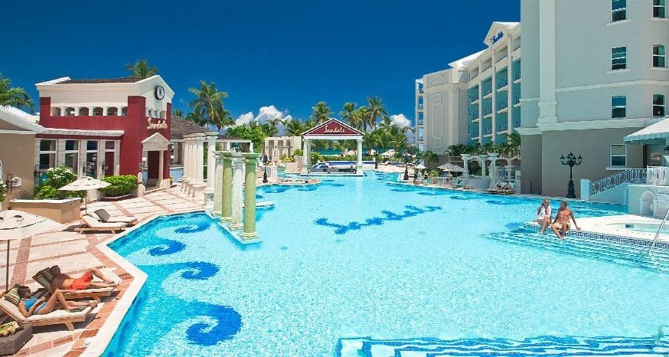 building leisure swimming pool Resort property Water park condominium amusement park Pool resort town palace mansion marina swimming