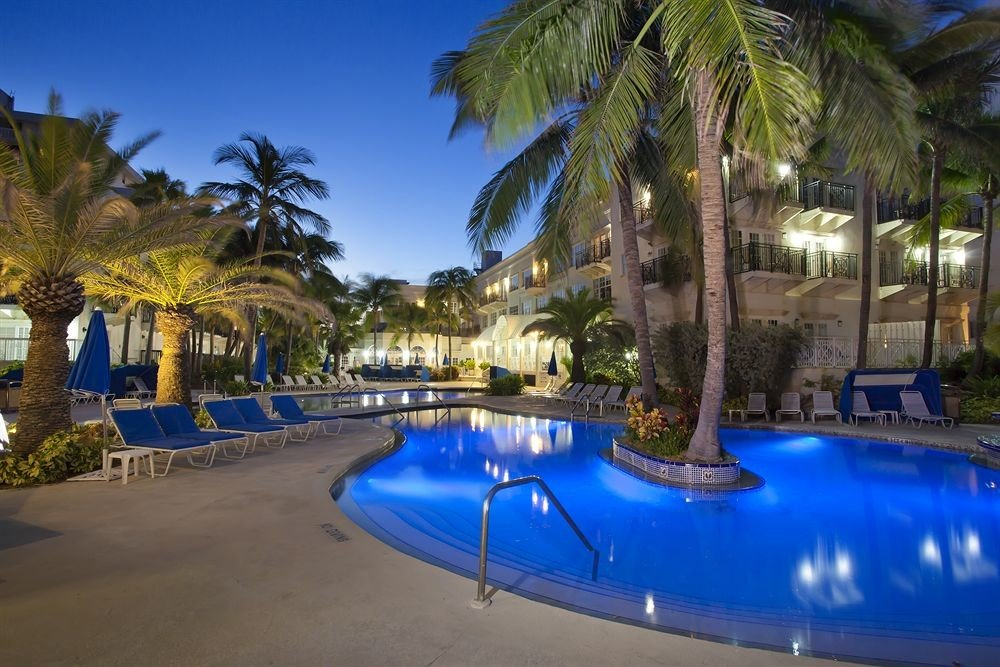 tree sky blue swimming pool leisure palm Resort property Water park amusement park Pool arecales plant condominium lined