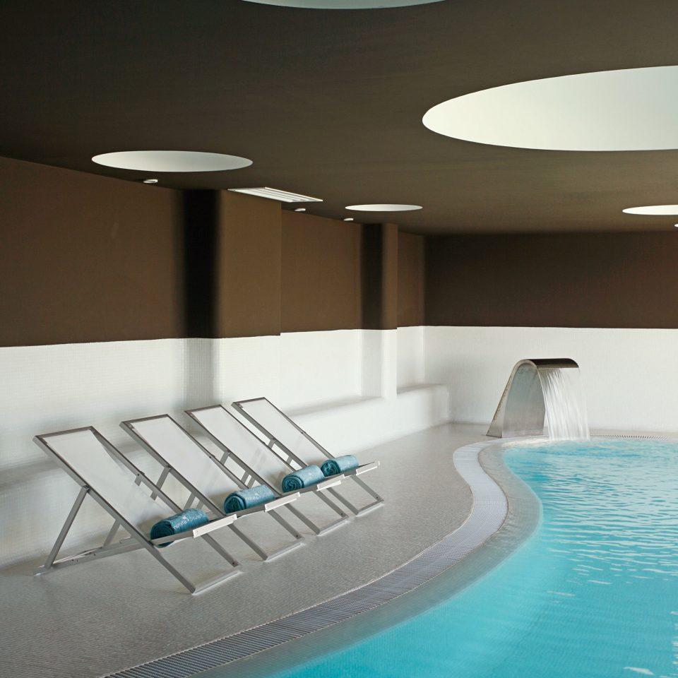 Pool Wellness swimming pool lighting daylighting