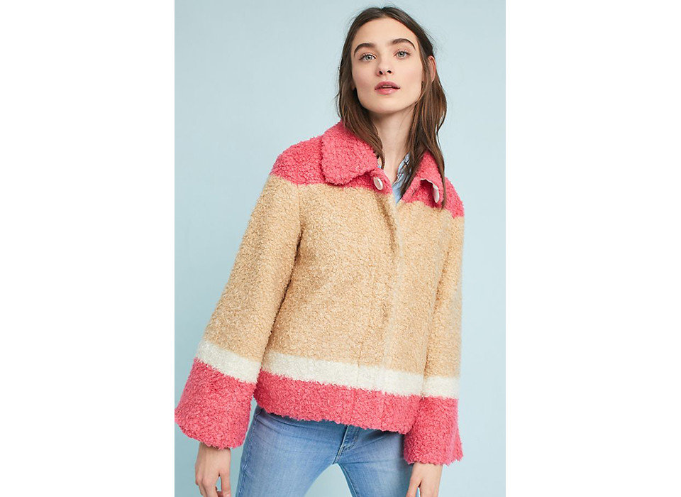 Gift Guides Travel Shop person clothing woolen coat wearing outerwear sweater jacket wool sleeve hoodie neck posing pattern fur