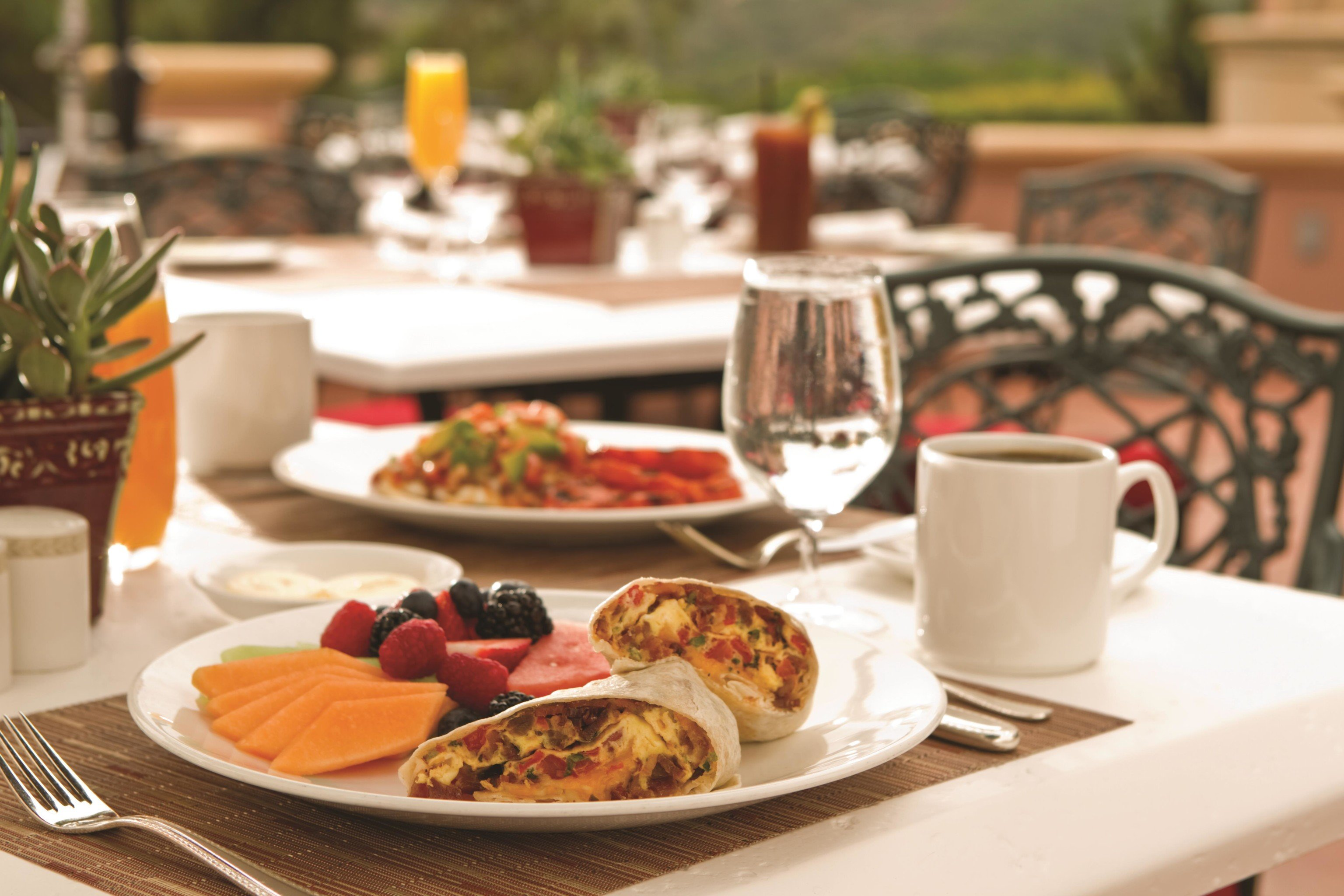 Hotels table plate food meal dish brunch lunch restaurant breakfast dinner supper cuisine sense dining table
