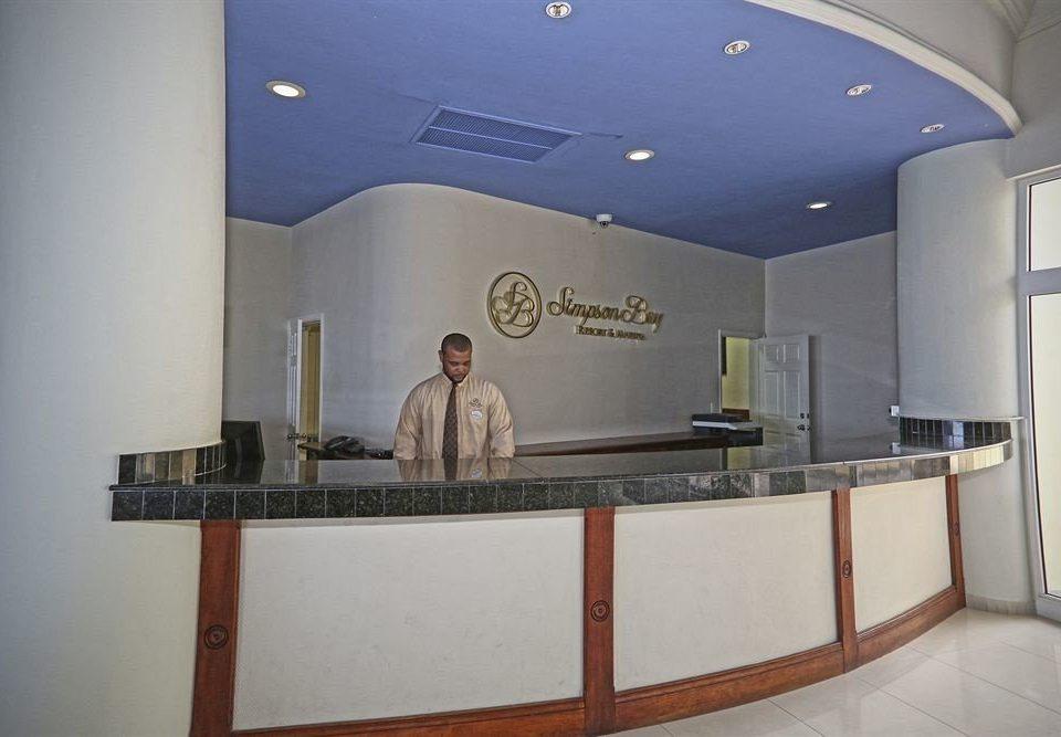 property receptionist tourist attraction