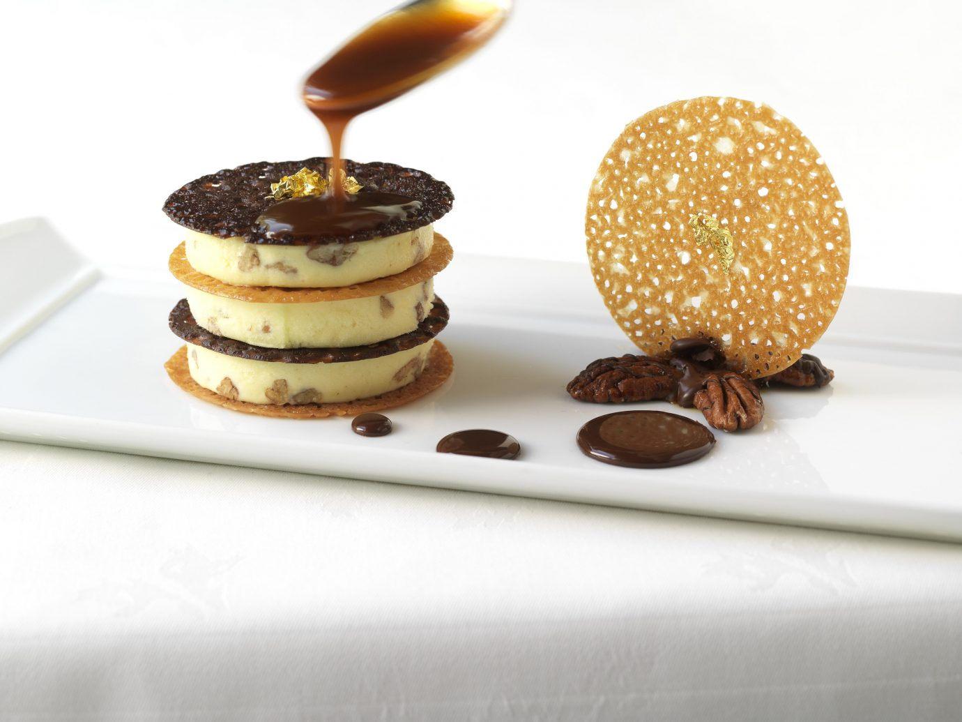 Hotels food plate indoor dish dessert meal breakfast produce snack food flavor