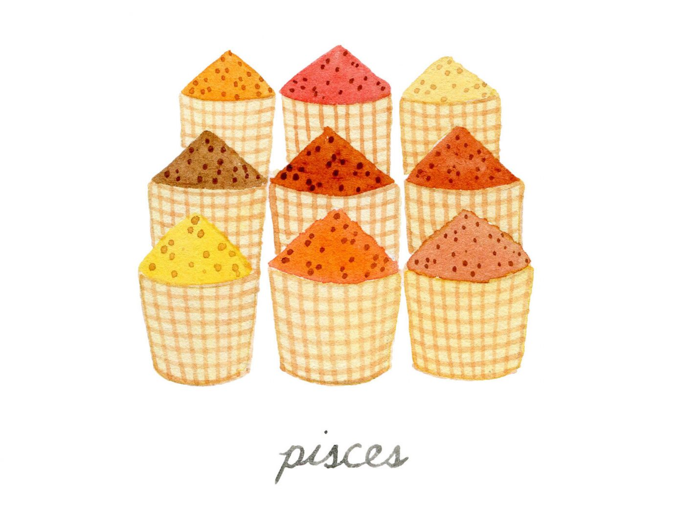 Style + Design ice cream cone food dessert dish pattern meal breakfast Design snack food