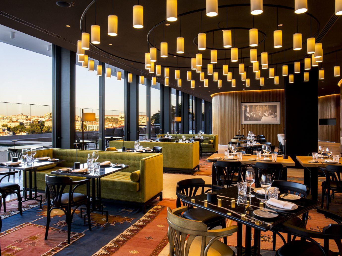 Trip Ideas table indoor restaurant meal café Resort Dining interior design Bar function hall estate cafeteria area dining room dining table