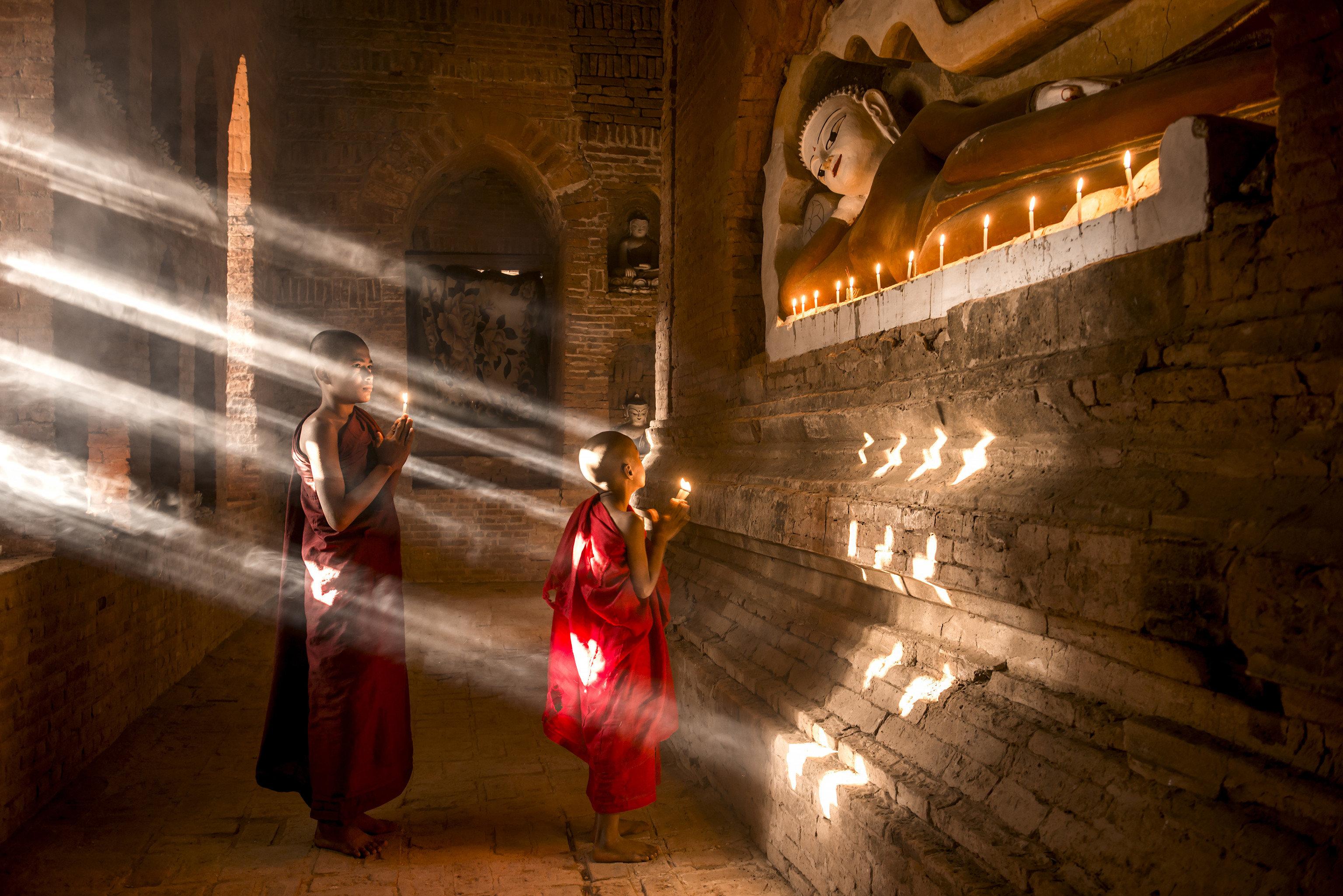 Travel Tips Trip Ideas red light night darkness screenshot temple