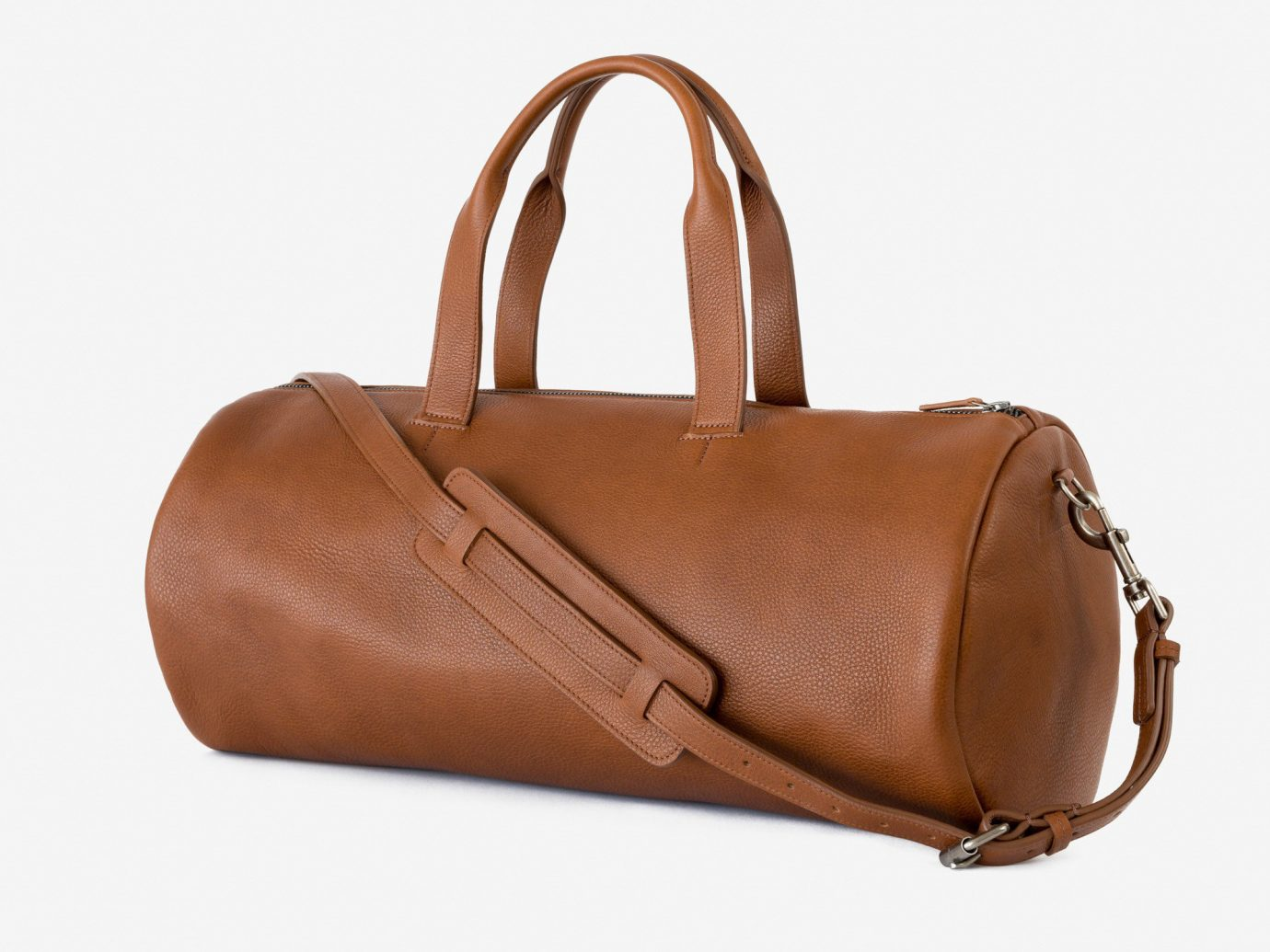 Style + Design accessory case bag leather brown luggage suitcase handbag piece fashion accessory shoulder bag caramel color product strap material peach metal product design hand luggage tan