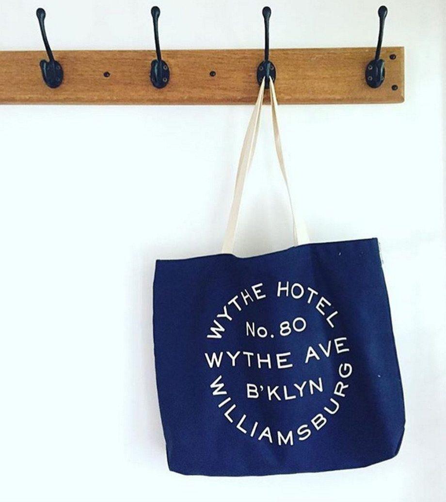 Hotels wall handbag indoor bag product tote bag brand textile